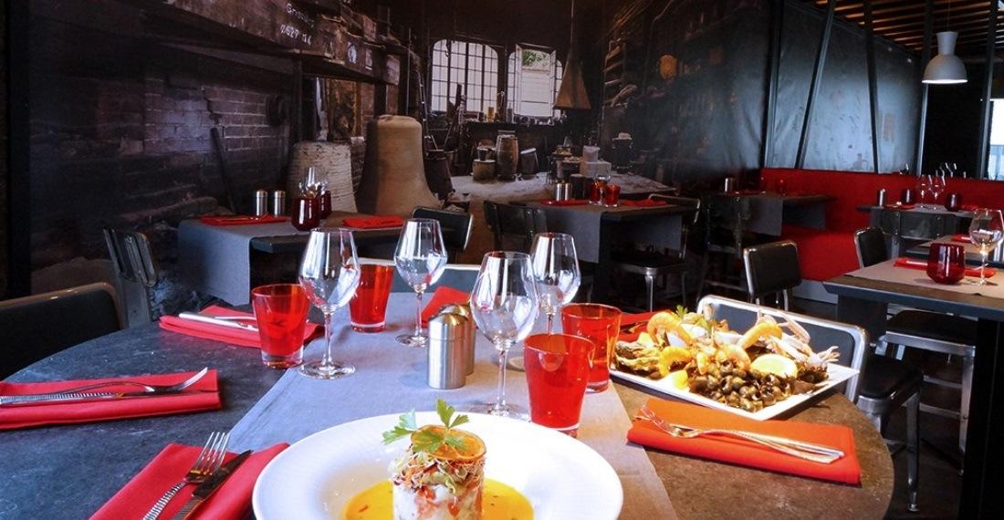 Weekday lunch set menu The Atelier Bistro in Villedieu les Poeles
