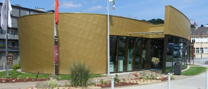 Office Tourisme EXPOSITION FORMES ET CONTOURS