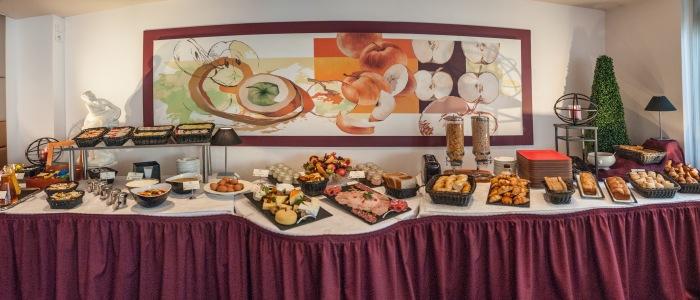 buffet petit déjeuner FORMULA BUFFET