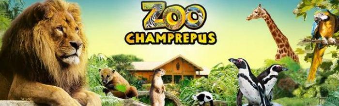 Zoo de Champrepus Зоосад Шампрепю
