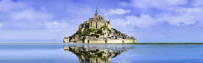Mont Saint Michel The Mont St Michel
