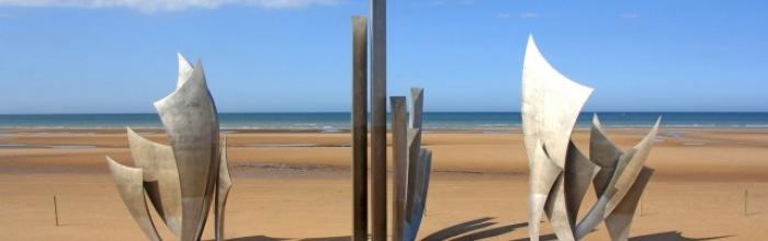 The beaches of Normandy The beaches of Normandy