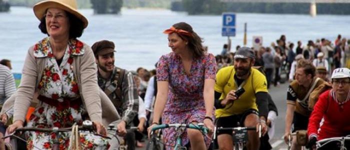 Courses vintage GENTLEMEN CYCLISTE