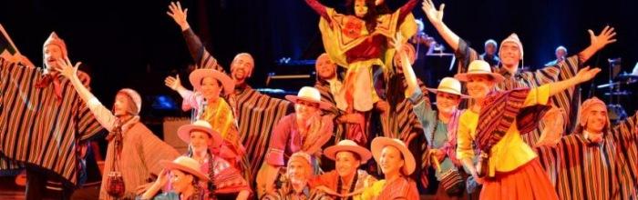 Festival Folklore International FESTIVAL DE FOLKLORE INTERNATIONAL
