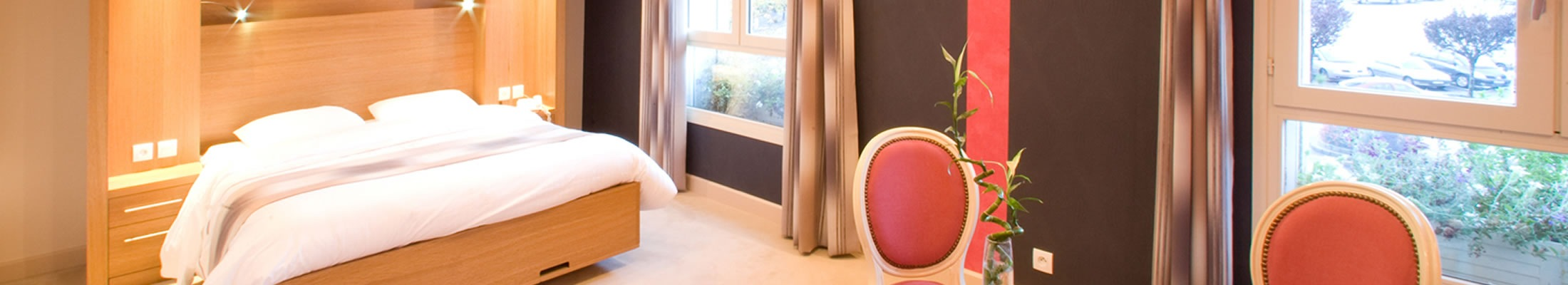 Confort, qualite, art de vivre Le Fruitier Hôtel