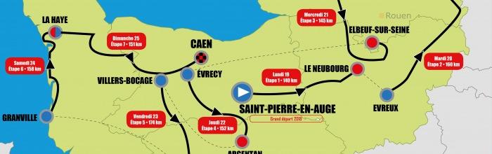 Tour de Normandie  TOUR DE NORMANDIE 2018