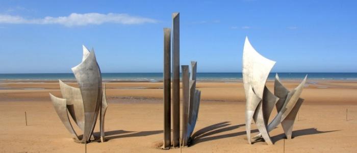 Les Plages du Débarquement Посадочные пляжи